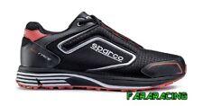 SPARCO 00121644NR SCARPA MECCANICO MX-RACE TAGLIA 44 COLORI NERO/ROSSO