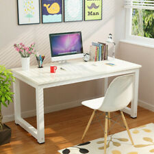 Wood Computer Desk PC Laptop Table Workstation Kids Study Home Office Furniture