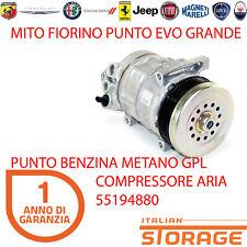 MITO FIORINO PUNTO EVO GRANDE PUNTO 1.2  1.4 COMPRESSORE ARIA ORIGINALE 55194880