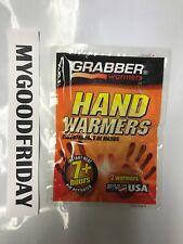 Grabber Hand Warmers, 12 Pairs(Packs) 24 Winter Sports, Ice Fishing