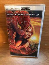 PlayStation Portable PSP UMD Video Movie Spider-Man
