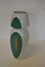 Sehr selten Jkn Arnhem / Rosenthal - Sophisticated Avantgarde Vase Rarität