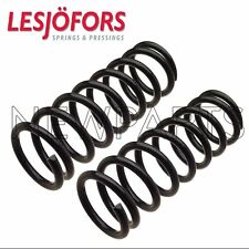For Mercedes W126 W123 Pair Set of Left /& Right Coil Spring Suplex 1233243604