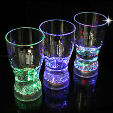 Event Party Supplies Flashing Light Cups Bar Luminous Party Cup LED Light Cup