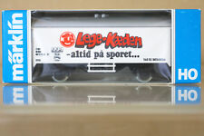 MARKLIN MäRKLIN 4415 K8018 DSB SONDERMODELL LEGE KAEDEN Kühlwagen nc