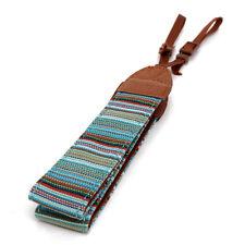 Vintage Bohemia Style Camera Shoulder Neck Strap Belt For SLR DSLR Nikon Canon S