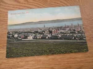 Postcard of Dundee from Law Hill (Valnetine's Unposted)