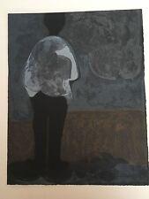 Minaux André   lithographie originale