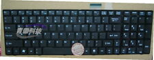 Original keyboard for MSI CR610 CR620 CR630 CX620 US layout USED 2221o#