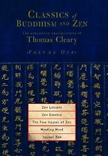 Zen Lessons Zen Essence Five Houses Zen Minding Mind I by Cleary Thomas