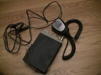 UNIDEN AMW9YR-301A CB RADIO Untested for parts