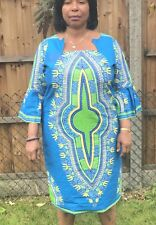 Ankara African Print  Ladies Pencil Dress