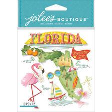 Jolee's Boutique Stickers - Florida  #964