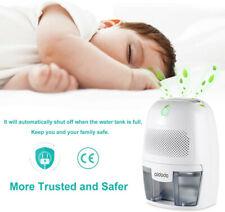 600ML Home Dehumidifier Air Dryer Moisture Absorber Electric Cool Dryer Purifier