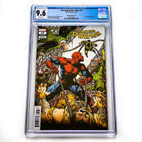 Amazing Spider-Man #25 Variant CGC 9.6 Ryan Stegman Variant Cover 1:200