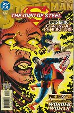 SUPERMAN THE MAN OF STEEL #127 AUG 2002  DC COMIC BOOK