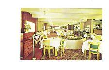 1960'S POSTCARD, MONTE CRISTO DINING ROOM, GRENADA, MISS,  22-PC13*