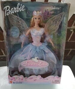 Barbie Swan Lake As Odette Doll by Mattel NIB