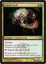 Troll de Lotleth - Lotleth Troll - Magic Mtg -