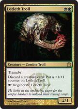 Troll de Lotleth - Lotleth Troll - Magic Mtg -