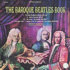 The Baroque Beatles Book by Joshua Rifkin (CD, Jul-2009, Nonesuch (USA))