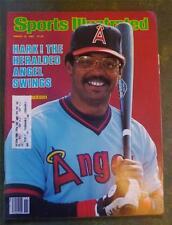 Sports Illustrated Reggie Jackson Hark The Heralded Angel Swings March 15 1982