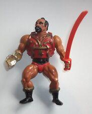1980s Vintage He-man Figuras De Acción ~ 'Jitsu' ~ Amos del universo - (M13)