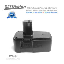 18V 2.0AH 2000mAh Ni-Mh Battery for CRAFTSMAN 223310 9-11103 982321-001 11306