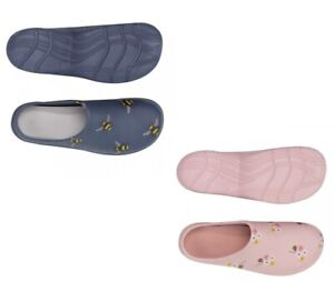 Womens/Ladies Clogs Briers Gardening Shoes Soft Sole Slip On Lightweight UK 4-8