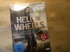 Hell On Wheels - Staffel 4 [4 DVD Box]  NEU OVP