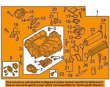 AUDI OEM 16-17 A6 Quattro-Supercharger 06E145601BF