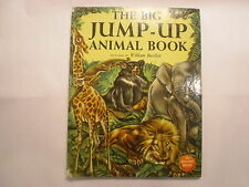 The Big Jump-Up Animal Book, William Bartlett, 1950