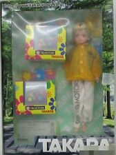 Takara Licca chan Doll 2003 Rare vintage retro from Japan Limited Free shipping