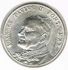Pauselijke penning: Joannes Paulus II (a117)