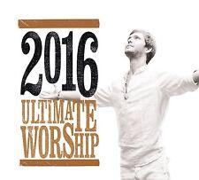 2016 ULTIMATE WORSHIP 2CD ALBUM SET (October 23rd 2015)