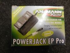 ANSMANN RACING POWERJACK EP PRO PLUG IN 2 IN 1 CHARGER