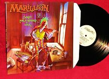 LP MARILLION SCRIPT FOR A JESTER'S TEAR 1983 UK PRESSING NEAR MINT NM PROG ROCK