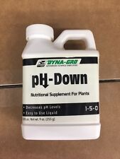 Dyna Gro pH Down 8 oz. 1-5-0 Nutritional Supplement for Plants