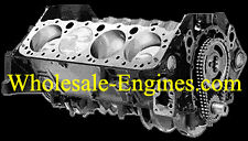 Chevy 350 357 SHORT BLOCK 395HP+ ENGINE MOTOR SBC W/WARRANTY & FREE GASKETS