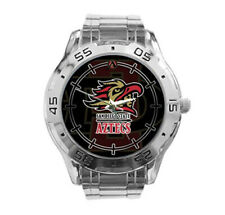 San Diego State Aztecs NCAA Stainless Steel Analogue Men's Watch Gift