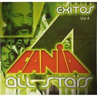 Los Exitos De LA Fania All Stars 4 By Various On Audio CD Album Brand New