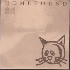 VINYL..HOMEBOUND: ALMOST -SECOND BEST/BORROWED TIME OVER THE COUNTER-r [WHITE VI