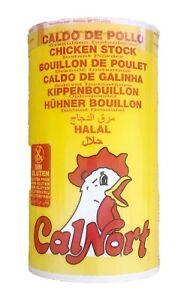 Calnort Chicken Stock - Bouillon de Poulet (Halal) - 1kg