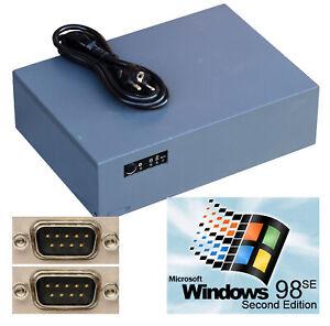 Computer For Windows 98 With 2x RS-232 2x Ps/2 Lan Sound 4x USB VGA 115V/230V#