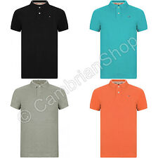 Tommy Hilfiger Men's Short Sleeve Regular Cotton Casual Shirts & Tops