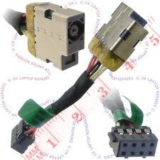 HP Pavilion 15-p054nc DC Power Jack Port Socket w/ Cable Connector