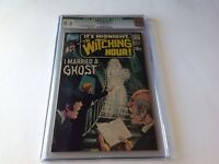WITCHING HOUR 15 CGC 9.2 I MARRIED A GHOST WALLY WOOD GRAY MORROW DC COMICS