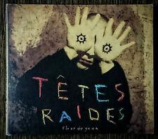 """Têtes Raides  """"Fleur de yeux""""  [CD Digipack]  - occasion"""