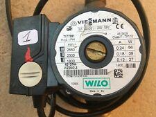 n°0 ) Viessmann Vitodens  333 Pompe / Circulateur chauffage