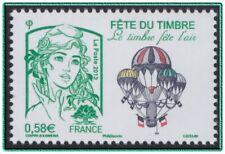 2013 FRANCE N°4809**  Marianne Ciappa FETE du Timbre,  MONGOLFIERE balloon MNH